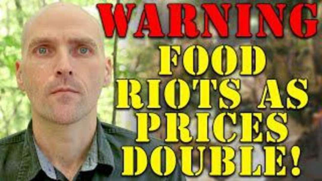 GET READY NOW! FOOD RIOTS AS PRICES DOUBLE - YOU WONT BE ABLE TO AFFORD FOOD OR MEDICINE  Holodomor