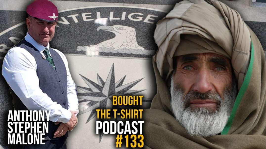 Paras To CIA Asset | Anthony Stephen Malone | Bought The T-Shirt Podcast | #133