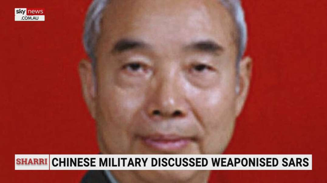 Chinese document discussing weaponising coronaviruses provides 'chilling' information