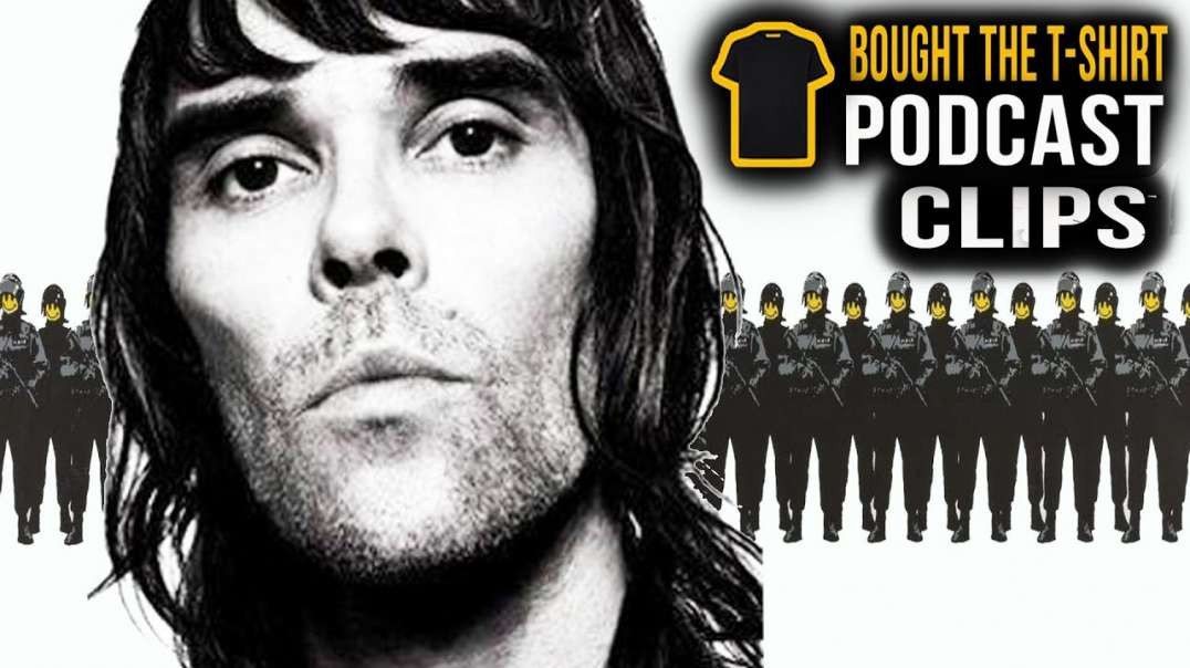 Ian Brown - LEGEND | Bought The T-Shirt Podcast CLIPS
