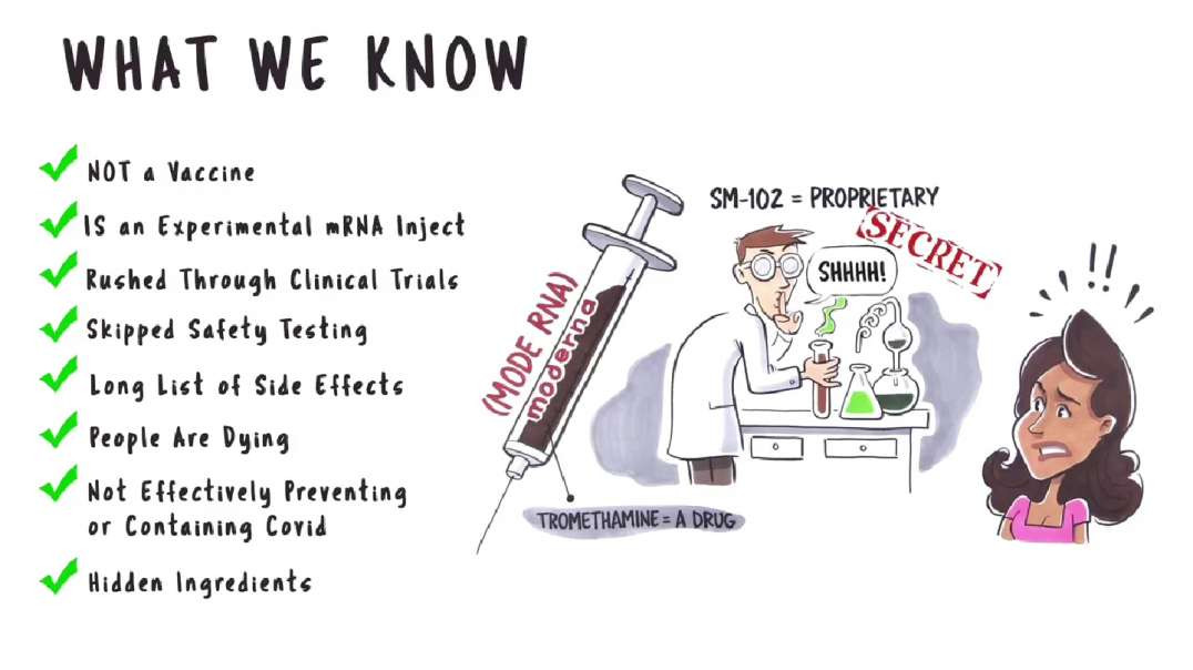 MUST WATCH - Show This To Your Friends & Family Who Want The 'Vaccine' - PLEASE SHARE