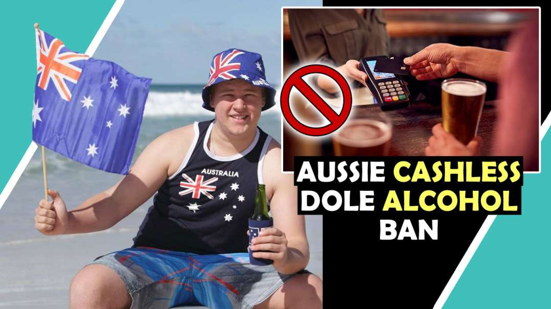 AUSSIE CASHLESS DOLE ALCOHOL BAN Hugo Talks #lockdown