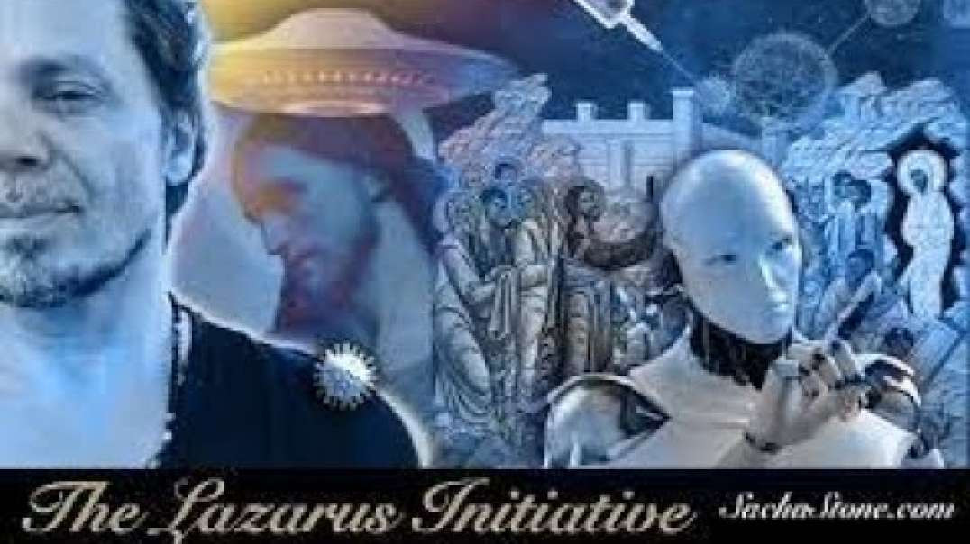 Dr Carrie Madej - The Lazarus Initiative April 1 2021 - Cyborg Humanity 2030 Agenda!