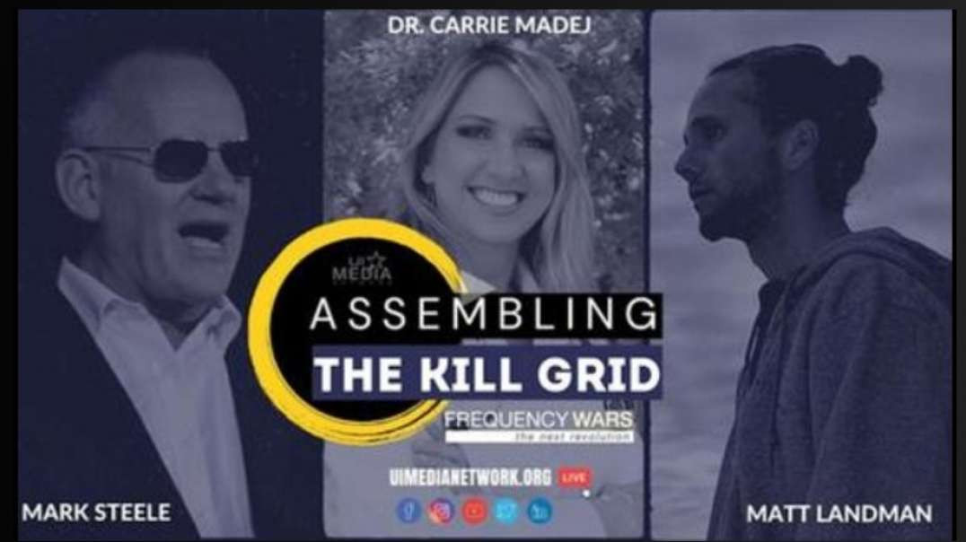 ASSEMBLING THE KILL GRID ~ EXCERPT: MARK STEELE ( ABSOLUTE MUST WATCH! )