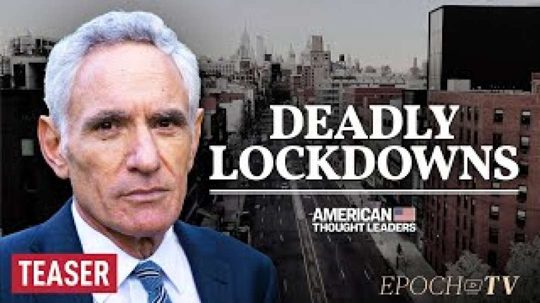 Scott Atlas: Lockdowns Not Only an Abuse of Power, They Also Failed to Protect the Elderly | TEASER