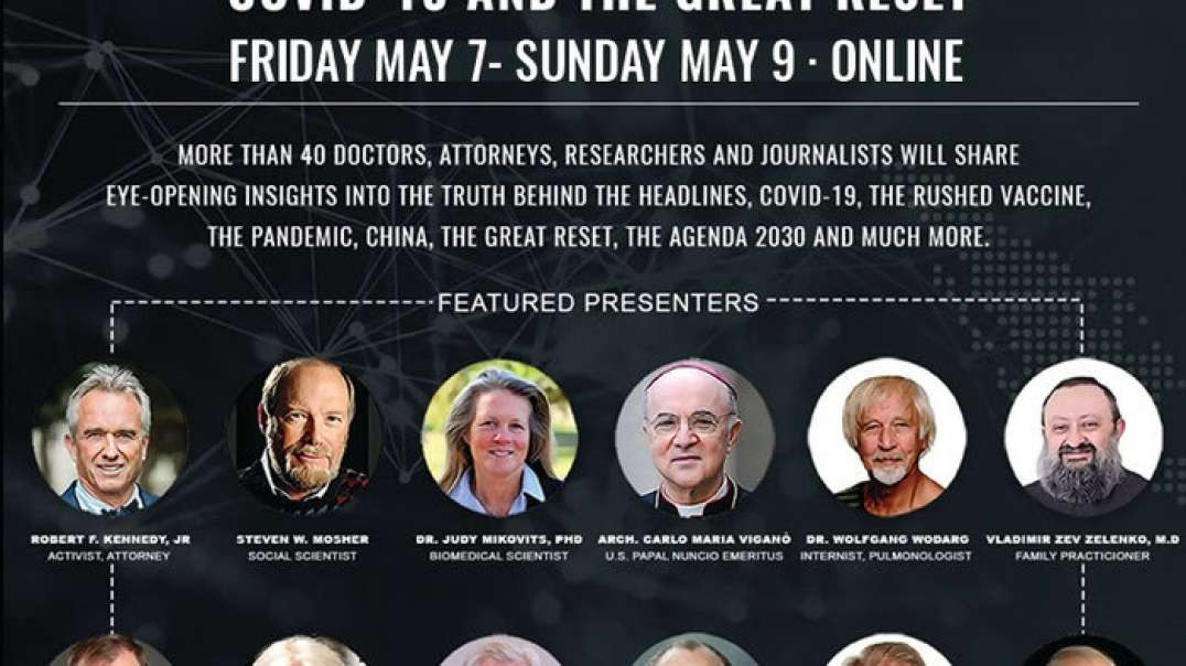 Truth Over Fear Summit - May 7-9 - STOP NWO Agenda of Creating Second Class Citizens!