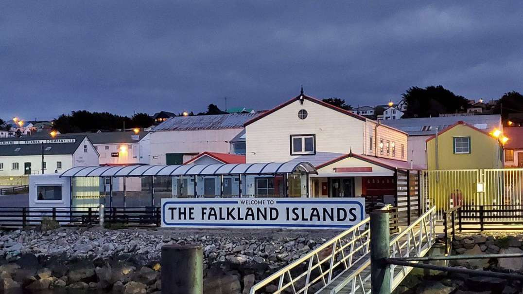 FANCY A WEEK IN THE FALKLANDS LEAVE THE SUNTAN LOTION AT HOME!