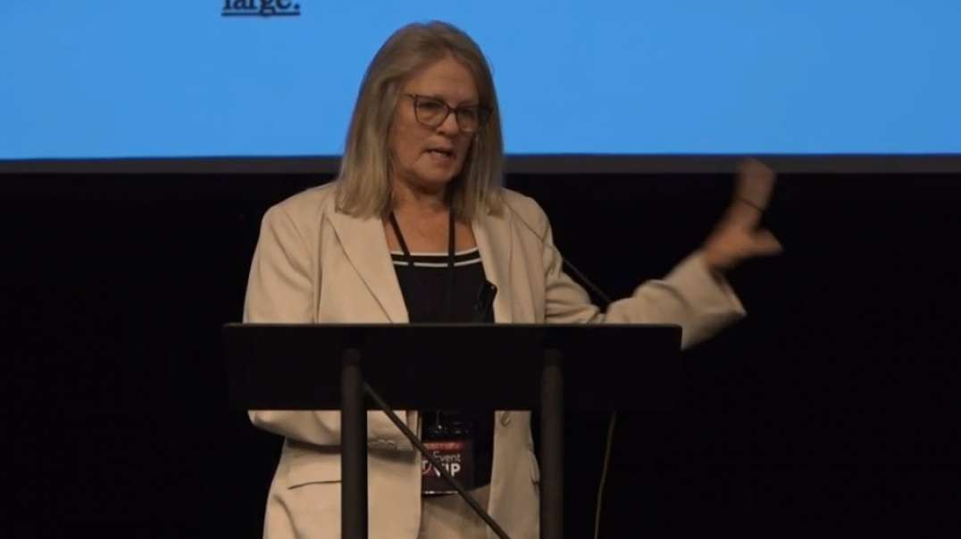 Dr Judy Mikovits 22/5/21 - Free and the Brave Conference