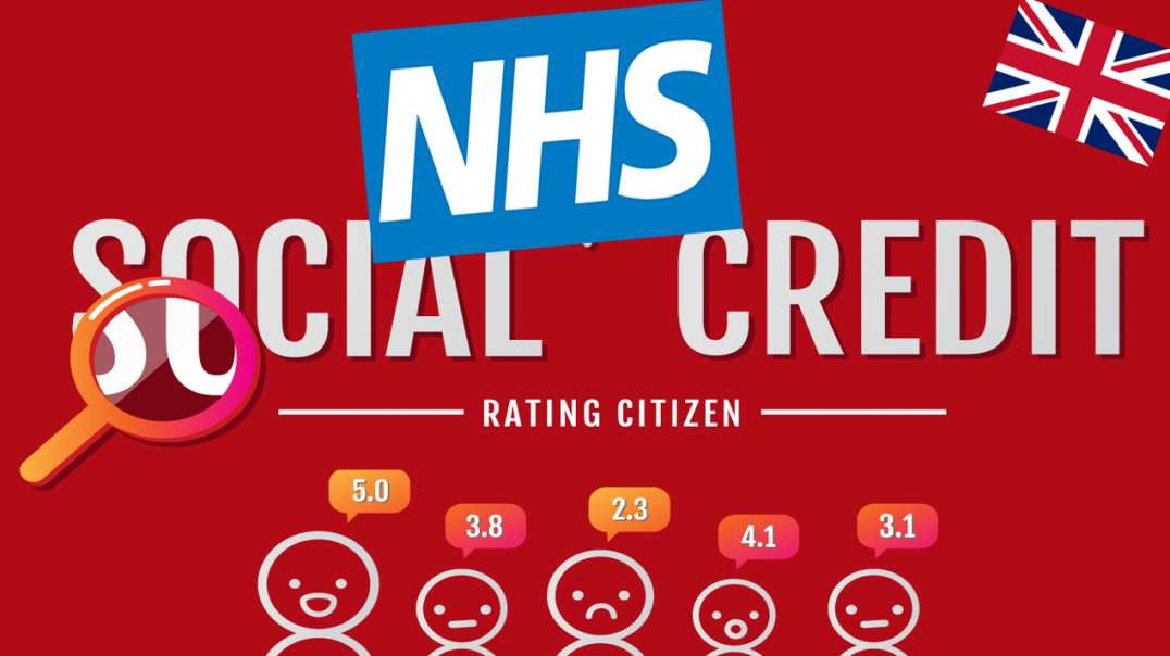 NHS Test & Trace App updated to a Chinese Style Social Credit System