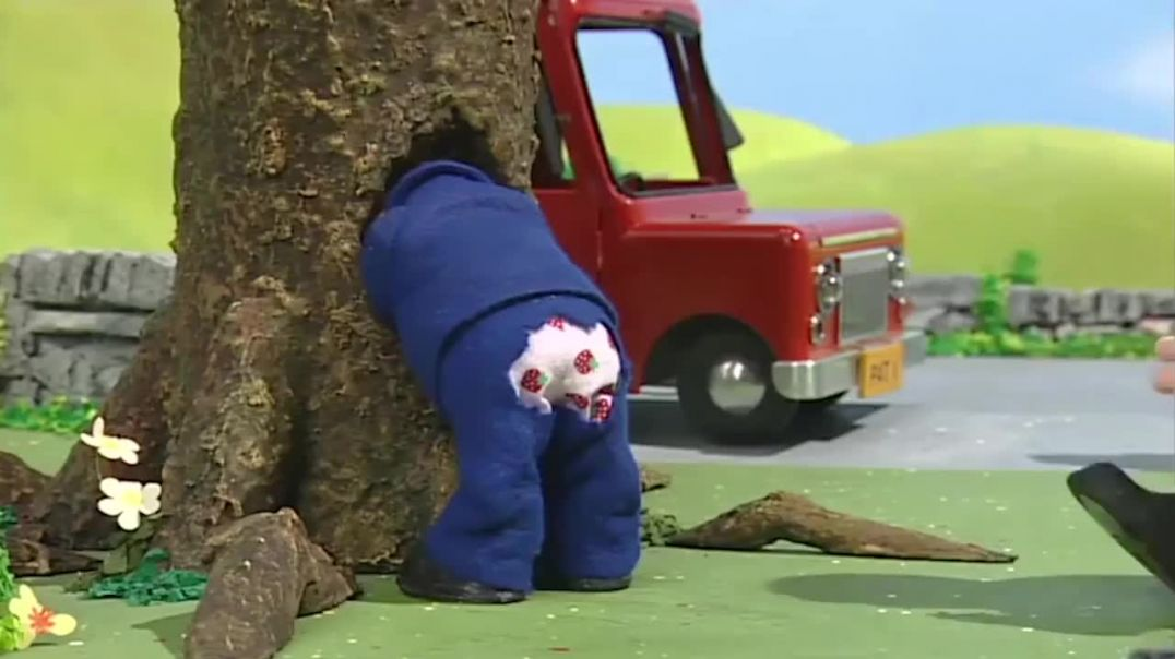 Postman Pat  - Oh Bugger -  (Adult Only VERY RUDE)
