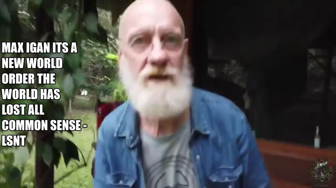 Max Igan We Are On A Dangerous Path The World is At War