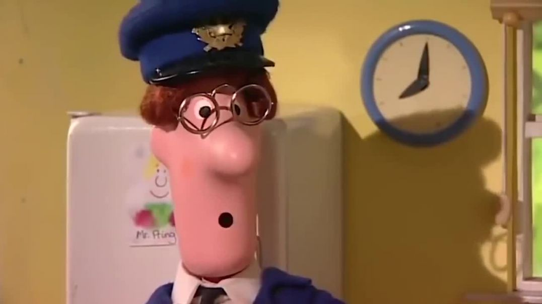 Postman Pat Spank The Monkey (Adults Only)