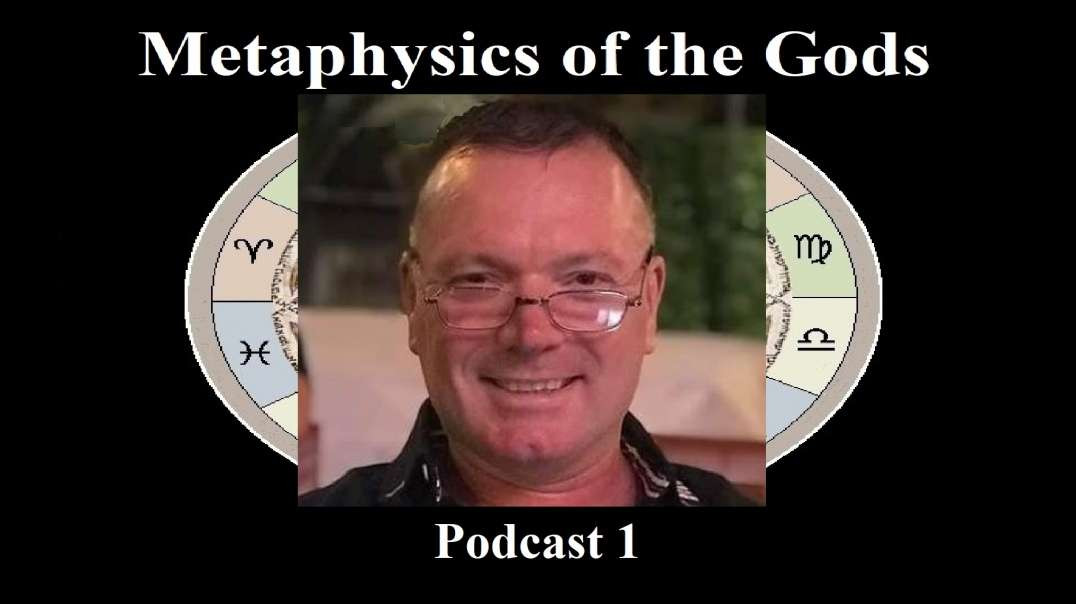 Podcast 1. Metaphysics of the planets. (Metaphysics of the Gods)