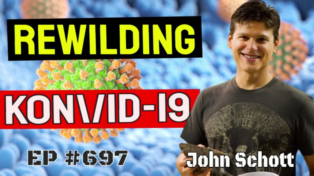 John Schott - Building Super |immunity During The Plandemic!