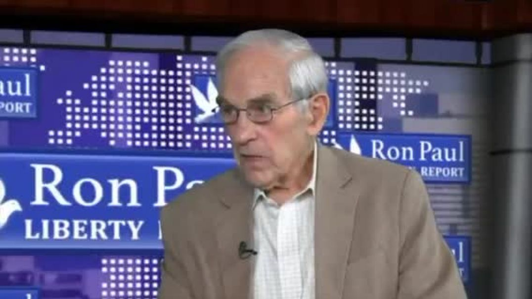 Ron Paul stands up for families against Covid tyranny