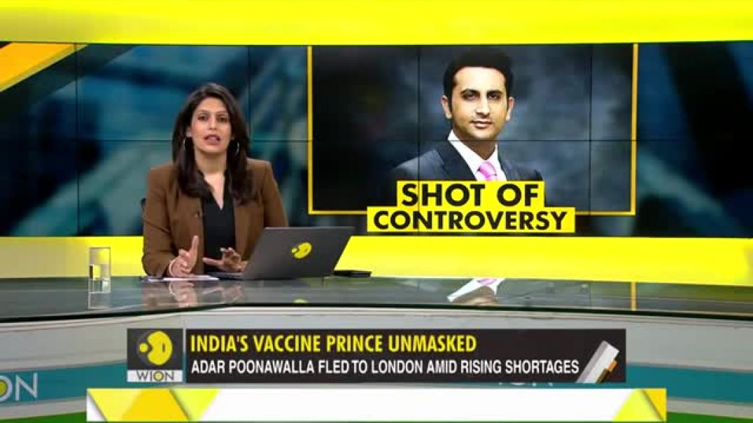 Gravitas- India's Vaccine Prince unmasked