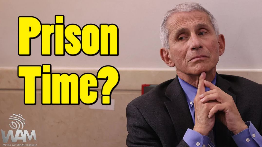Is Fauci GOING TO JAIL? - Wuhan Lab Scandal Psyop Being Pushed As A Plan B!