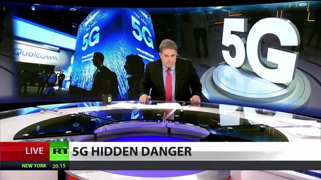 Reuters - 5G KILLS! Dr. Sharon Goldberg and Michelle Greenstein say 5G KILLS on Rick Sanchez.