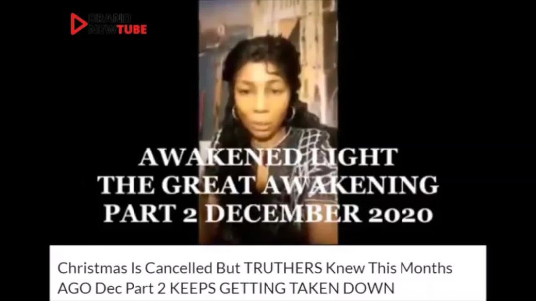 The Turbulence Is Coming You All Catching On Yet? Awakened Light Clip Dec 2020