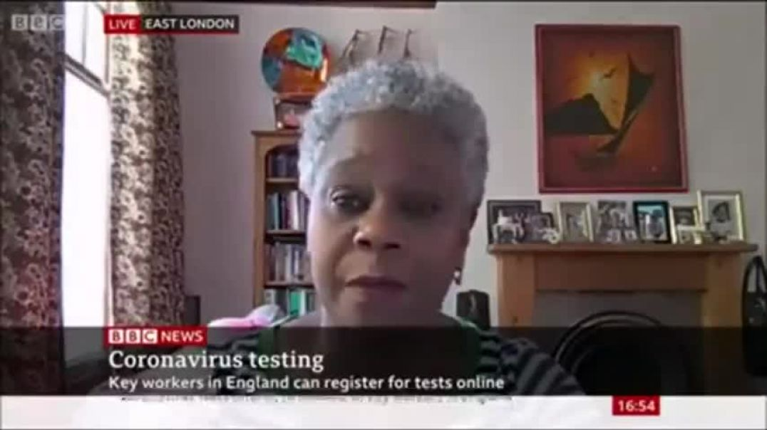 SCUMBAG Dame Donna Kinnair says they haven't INFECTED enough with the VIRUS