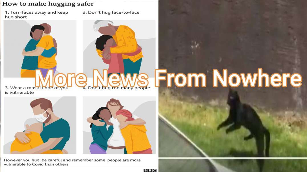 MORE NEWS FROM NOWHERE EP.23 NEW STRAINS SO HUG SAFE AND AN AMAZING CAT