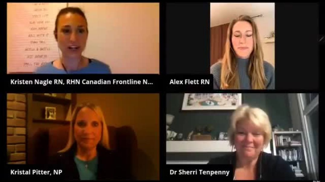 Dr Sherri Tenpenny Talks With Nurses About The Great Deception