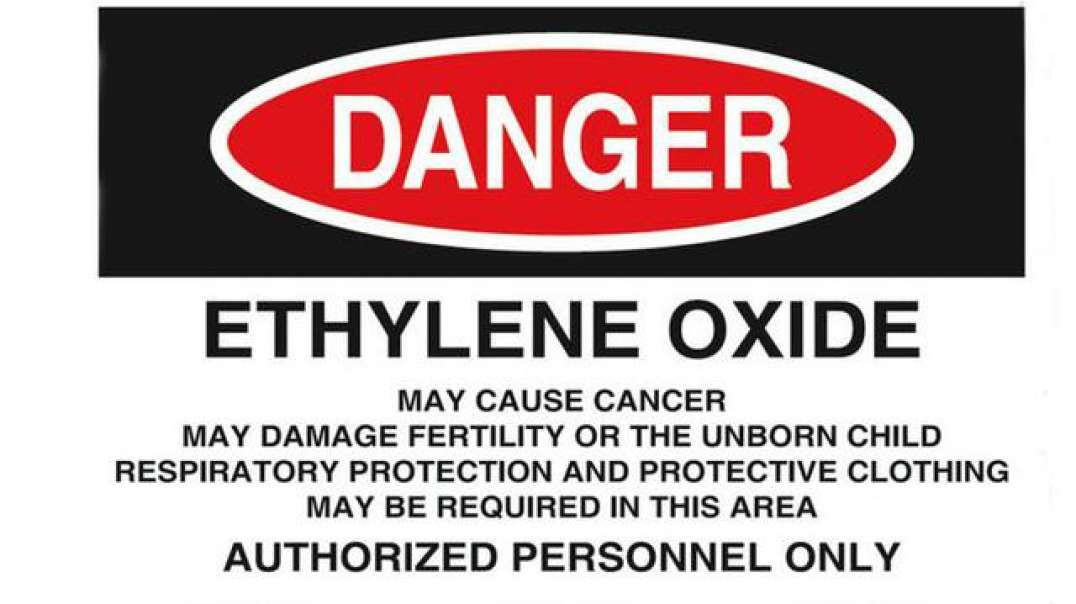 Ethylene Oxide label removed from Newer UK Covid test kits