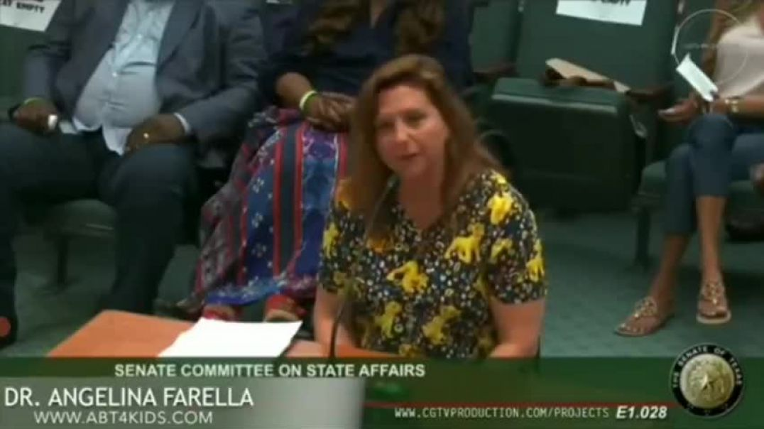 DR. ANGELINA FARELLA - COVID-19 VACCINES AND CHILDREN