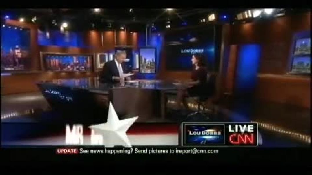 "CNN, Lou Dobbs ""Forced Vaccination"" 09-29-09"