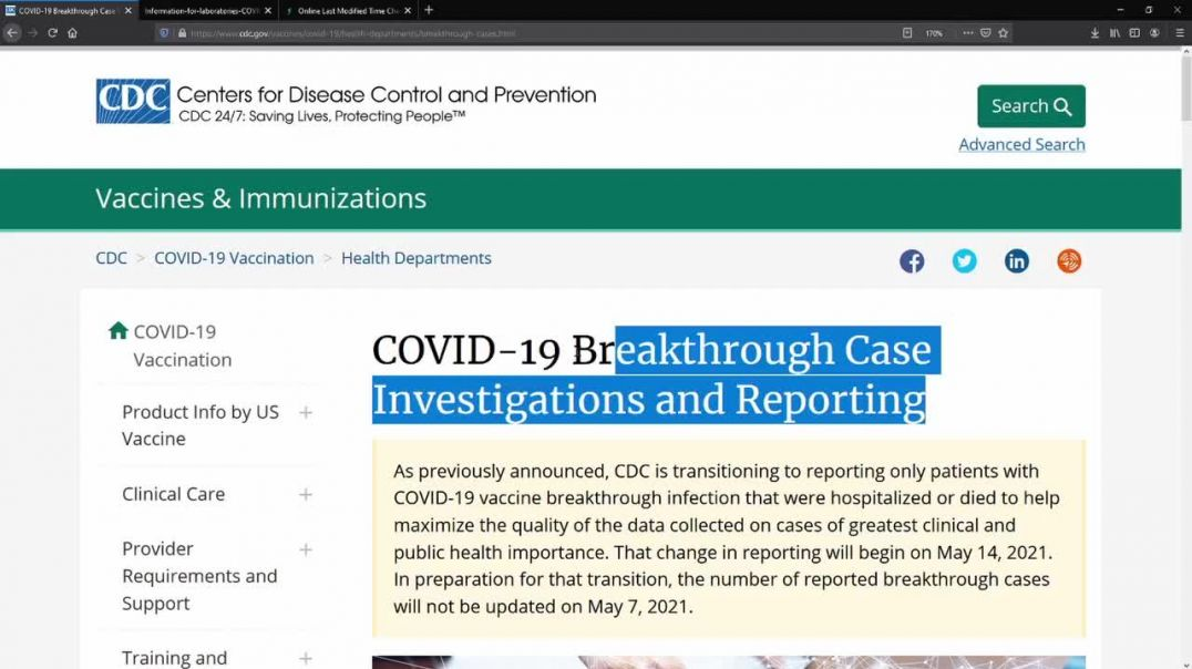 CDC's Rigged Rules For Covid Vaccine Scam. Gov't Helps Pharma Giants Look Effective.