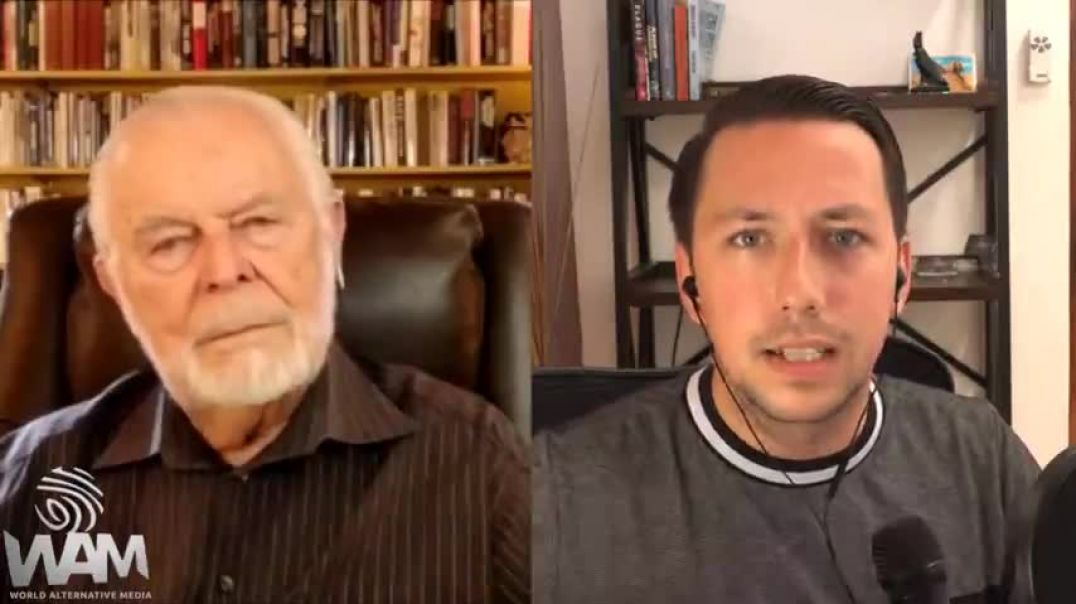 """G. Edward Griffin: """"There Is NO Virus!"""" - The ENSLAVEMENT Of Mankind In The Age Of Faucism"""