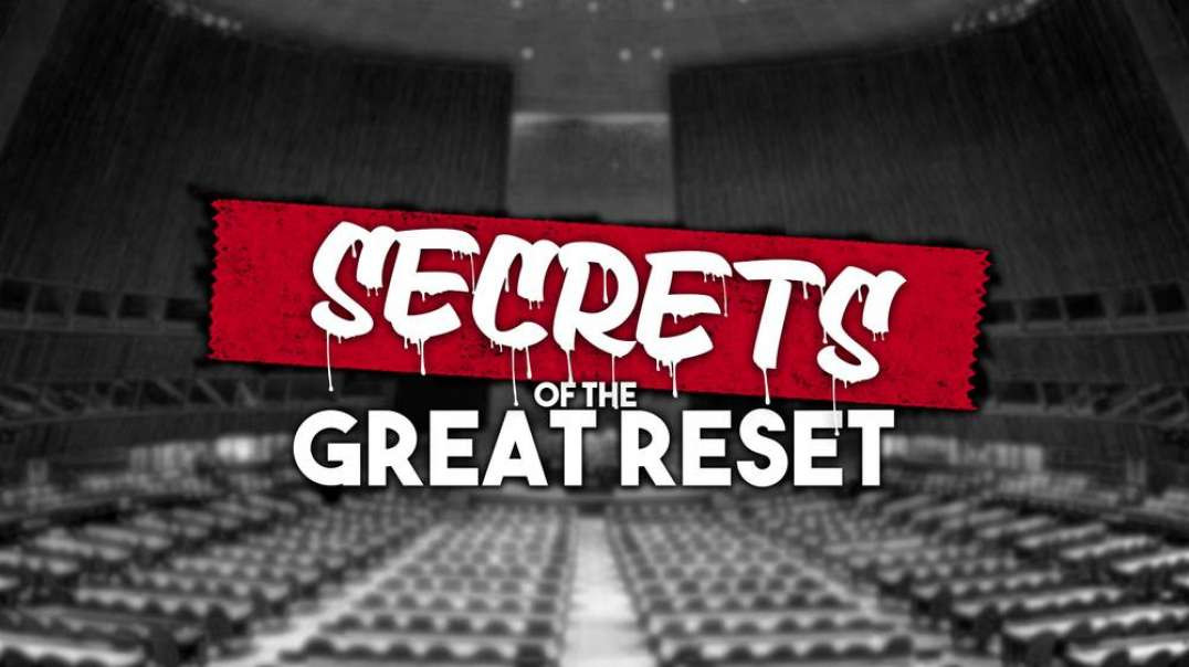 Alex Jones Lays Out The Secrets To The Great Reset