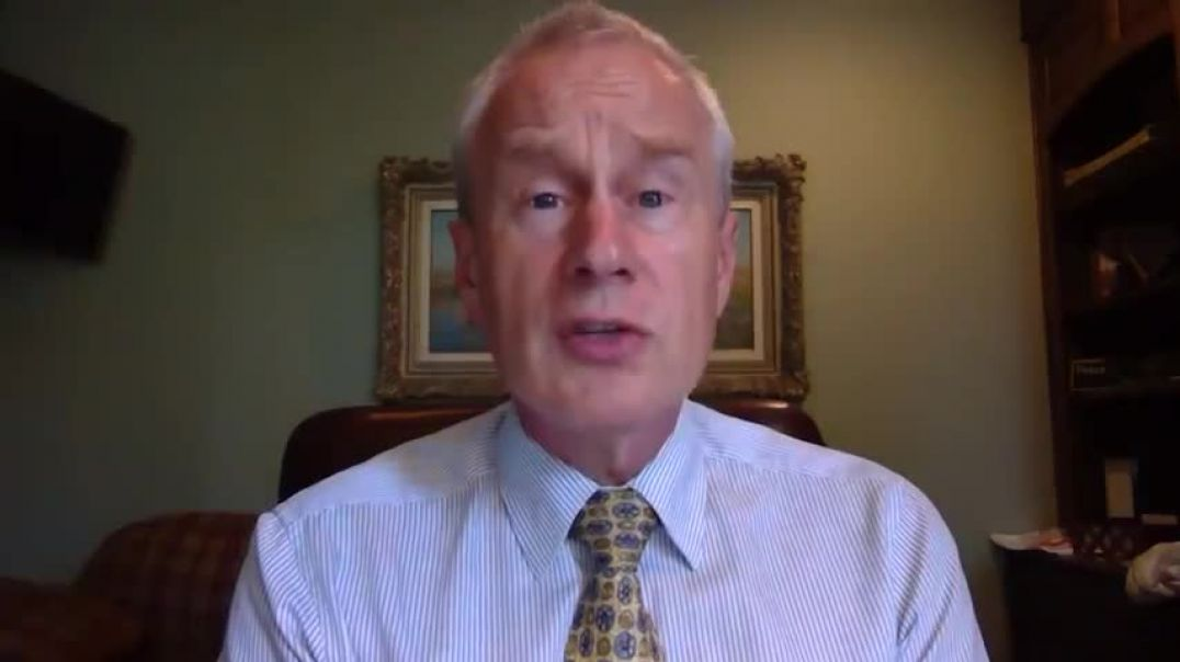 Dr. Peter McCullough | Adverse Effects to C-19 Injections, VAERS