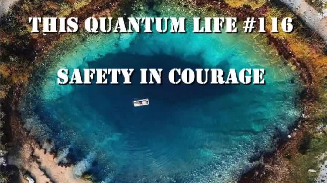 This Quantum Life #116 - Safety in Courage