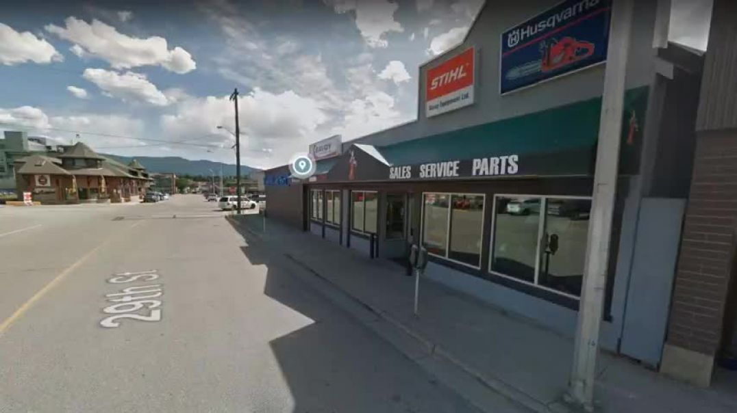Business Staff In Vernon Fail To Recognize Mask Exemptions.