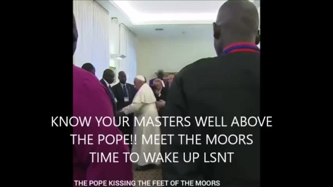 ⁣GRACE & POWER FALSE PROPHETS - Pope Has To KNEEL For The Originals!