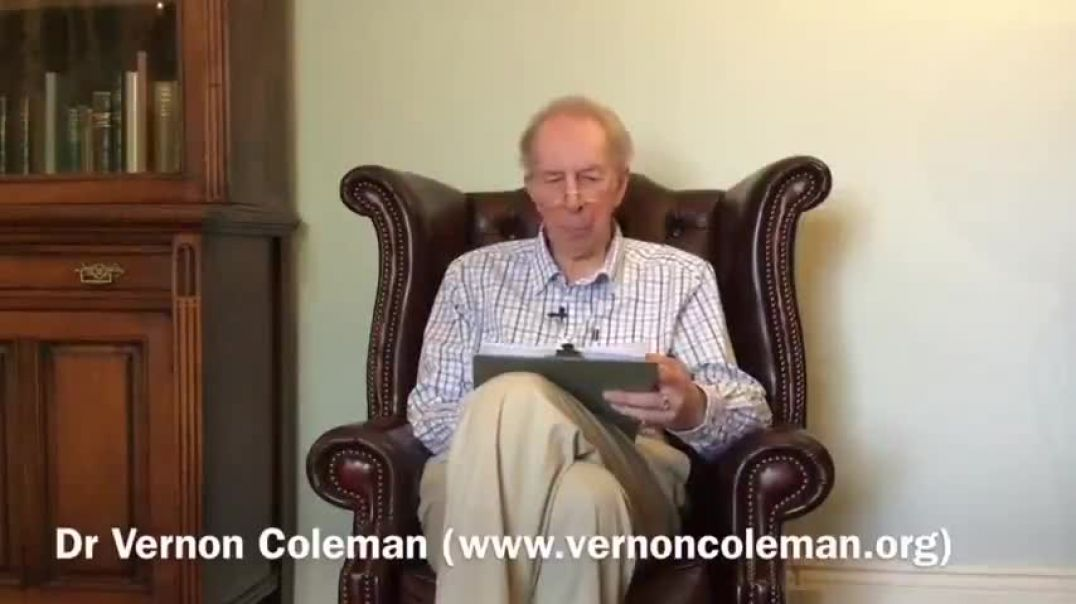 SLAUGHTER OF THE GULLIBLE AND THE INNOCENT BY DR. VERNON COLEMAN
