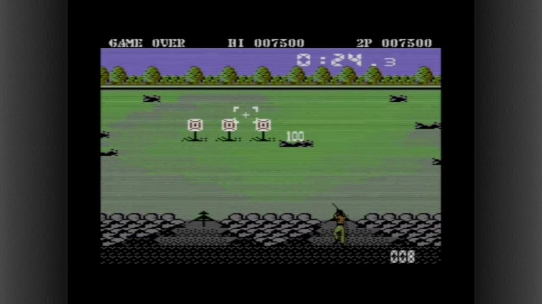 Combat School (Commodore 64) WCPSG tournament #32 teaser 2