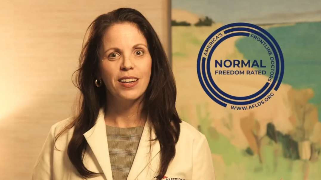 Get Back To Normal- Look For The Front Line Doctors Seal of Approval