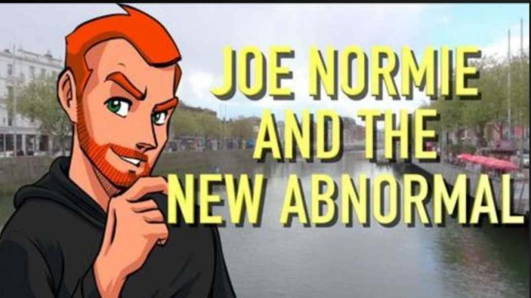 THE NEW ABNORMAL AND THE CONFLICTED MIND OF JOE NORMIE