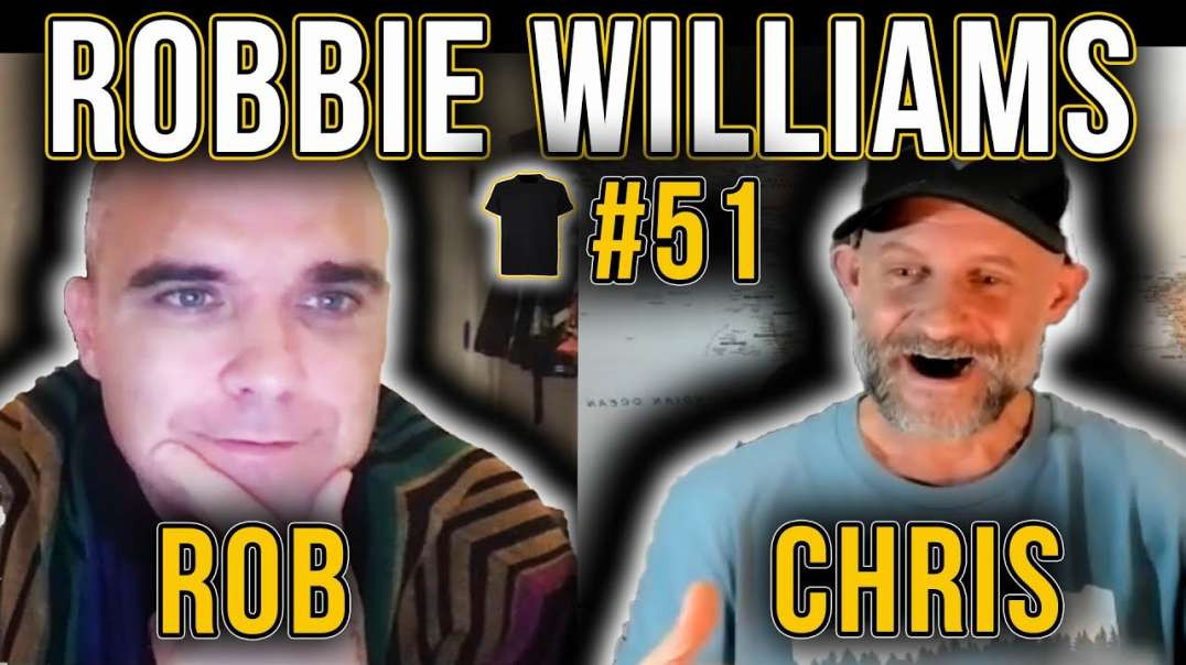 Robbie Williams and Chris Thrall PART 1