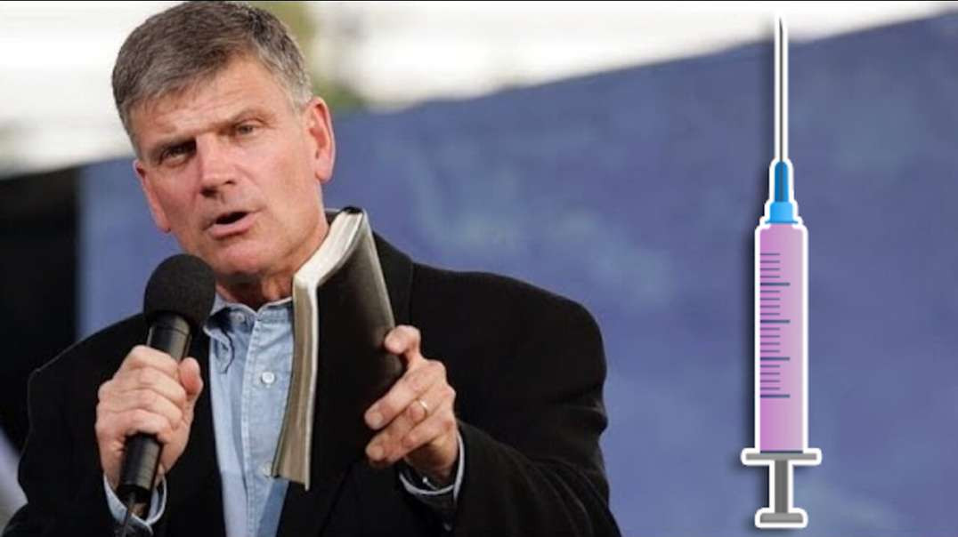 Franklin Graham Preaches the Gospel of Vaccines on HBO - NWO APOSTASY - Falling Away of the Church!