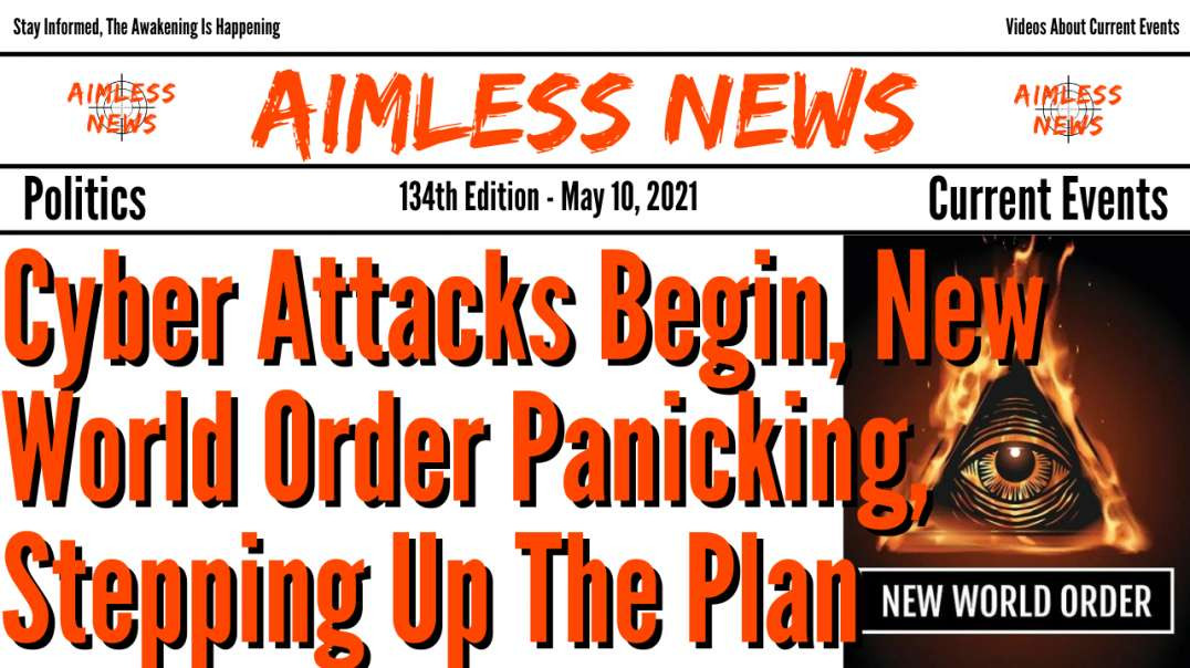 Cyber Attacks Begin, New World Order Is Panicking, Stepping Up Their Plan