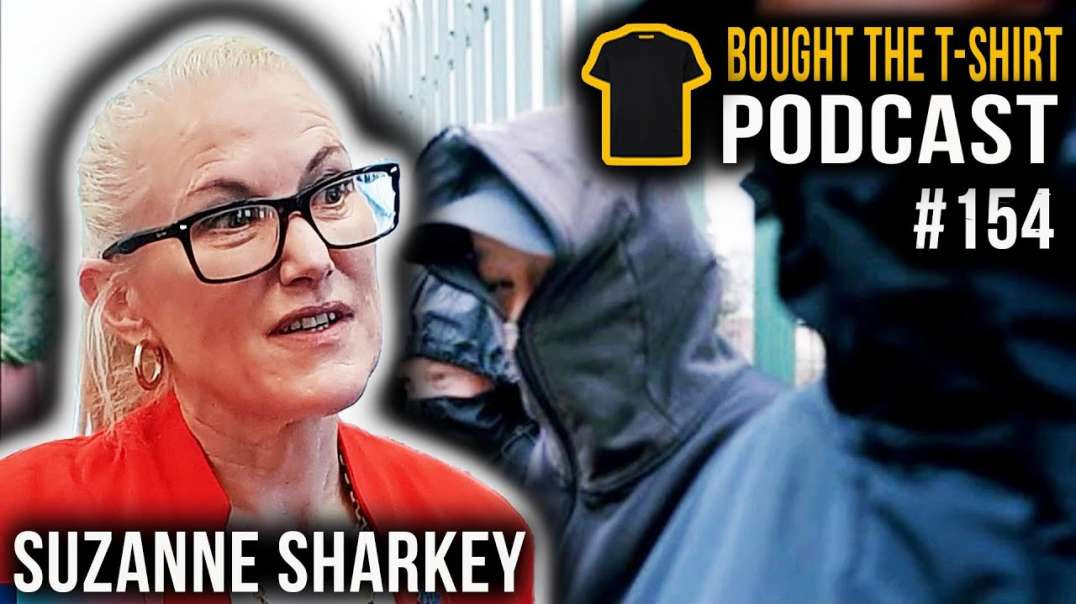 Suzanne Sharkey Bought The T-Shirt Podcast | #154