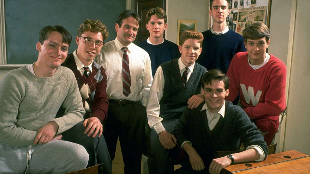 REEL TO REAL WAKE UP. Episode 4. Dead Poets Society