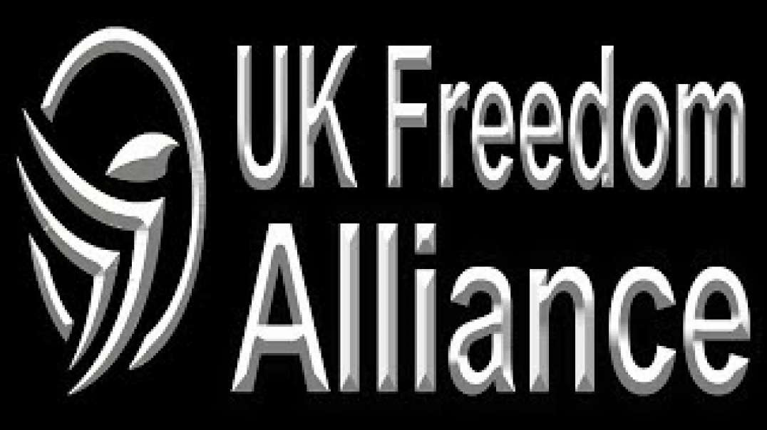 Prof Dolores Cahill, John Smith, Common Law Question Time. UK Freedom Alliance