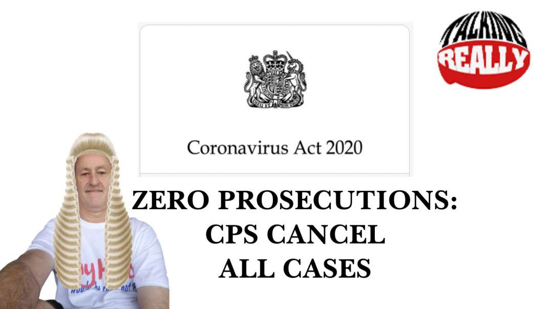 CPS cancel ALL fines under coronavirus act 2020