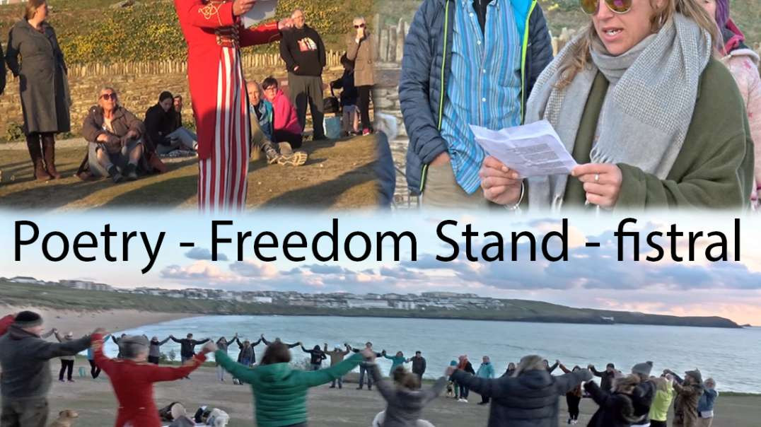 Poetry - Freedom Stand - Fistral