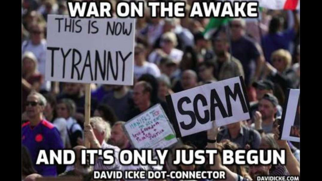 War On The Awake - And It's Only Just Begun - David Icke Dot Connector