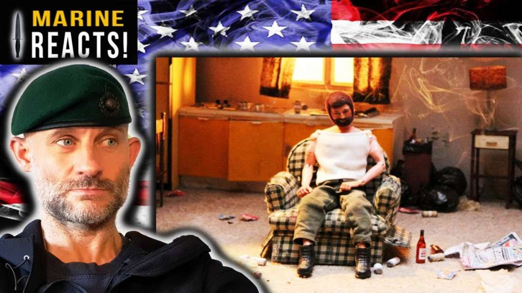 PTSD Action Man | Veterans OUTRAGED | A Marine Reacts